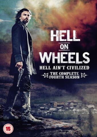 Hells on Wheels - Season 4