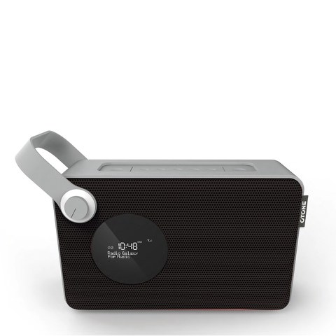 Otone BluMotion Portable Bluetooth DAB Radio - Black