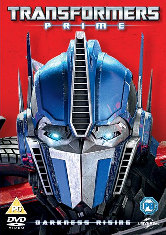 Transformers Prime - Darkness Rising