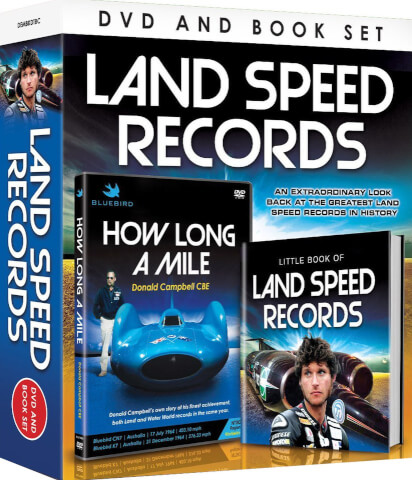 Land Speed Records - Includes Book