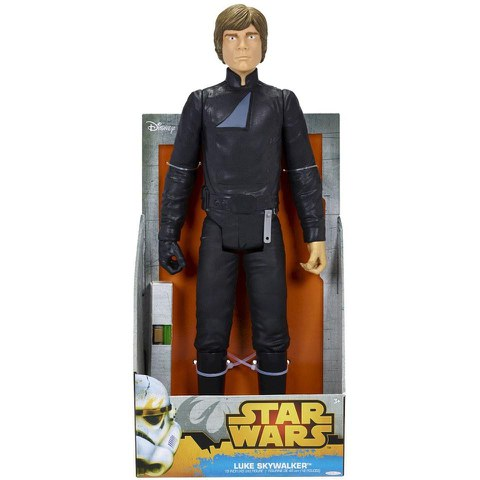 Jakks Pacific Star Wars Classic Big Size Luke Skywalker 18 Inch Action Figure