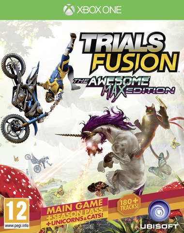Trials Fusion : Édition Awesome Max