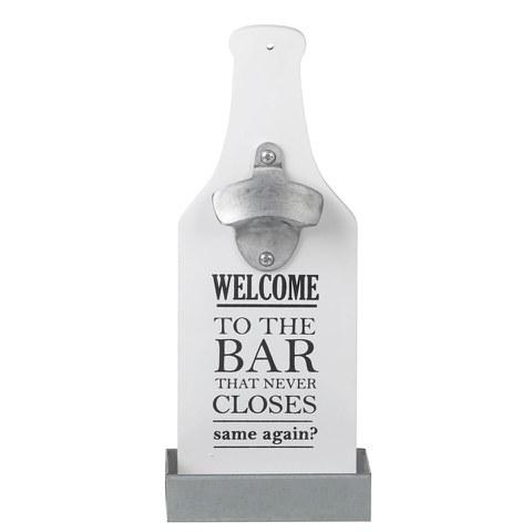 Parlane Bottle Opener - White