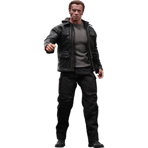 Hot Toys Terminator Genisys T-800 Guardian 1:6 Scale Figure