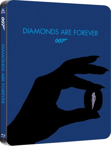 Diamonds Are Forever  - Zavvi Exclusive Limited Edition Steelbook