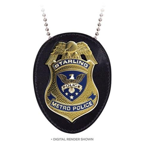 Arrow Réplica 1/1 Placa de la Policía de Starling City