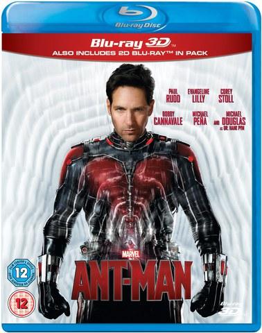 Ant-Man 3D (Includes 2D Version)