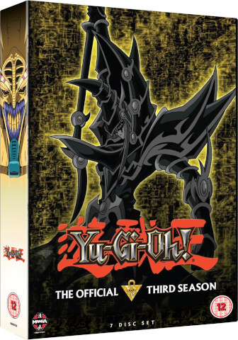 Yu-Gi-Oh! - Season 3 The Official Third Season