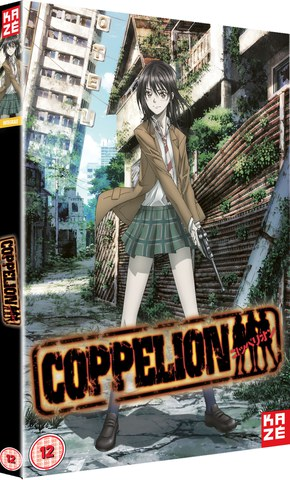 Coppelion - Complete Series Collection - Episodes 1-13
