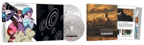 Sword Art Online II, Part 2  - Limited Edition (Includes DVD)
