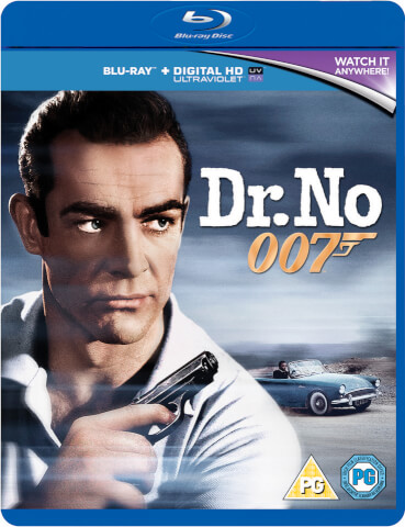 Dr. No (Includes HD UltraViolet Copy)