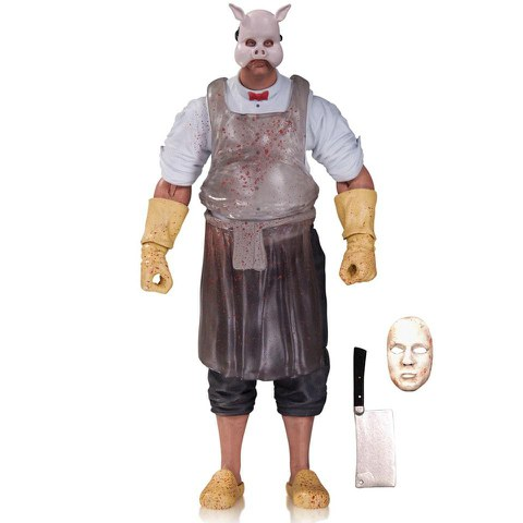DC Collectibles DC Comics Batman Arkham Knight Professor Pyg Action Figure