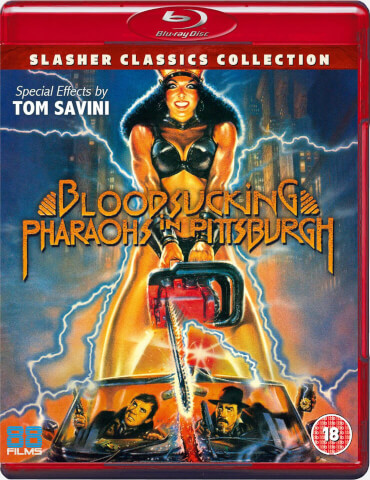Bloodsucking Pharoahs In Pittsburgh  (Slasher Classics)