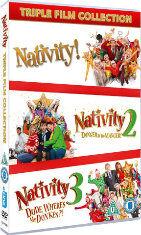 Nativity Triple Pack (Slim)