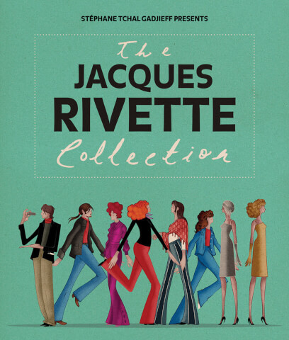 Collection Jacques Rivette - Double Format (+ DVD)