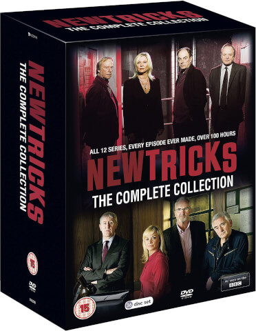 New Tricks - Complete Series 1-12