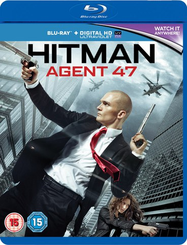 Hitman: Agent 47 (Includes UltraViolet Copy)