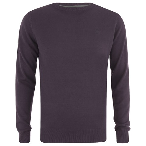 Soul Star Men's Alpha Jumper - Plum