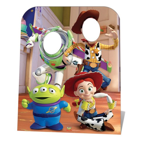Disney Toy Story Stand In Cut Out
