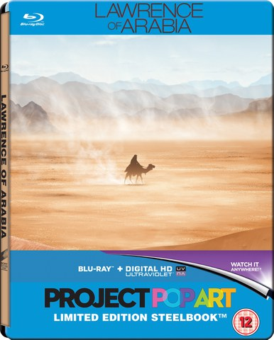 Lawrence of Arabia - Zavvi Exclusive Limited Edition Steelbook