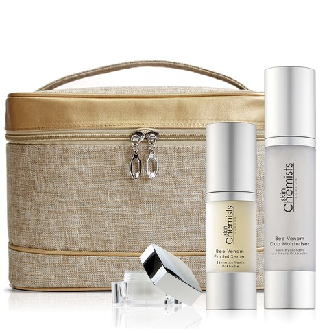 skinChemists Bee Venom Treatment Set (Worth $228.91)