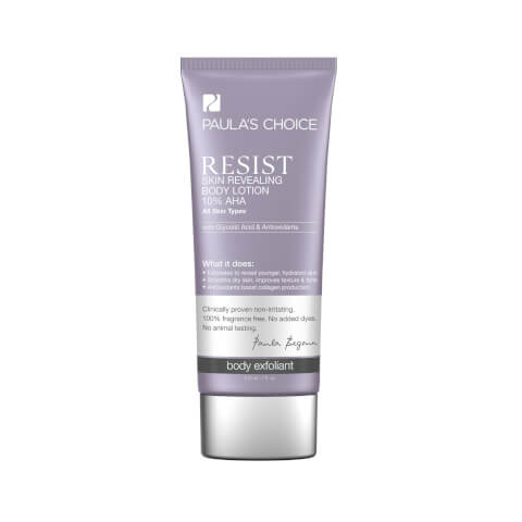 Paula's Choice Resist Skin Revealing Body Lotion with 10% AHA (210ml)