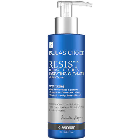 Paula's Choice Resist Optimal Results Hydrating Cleanser (190ml)