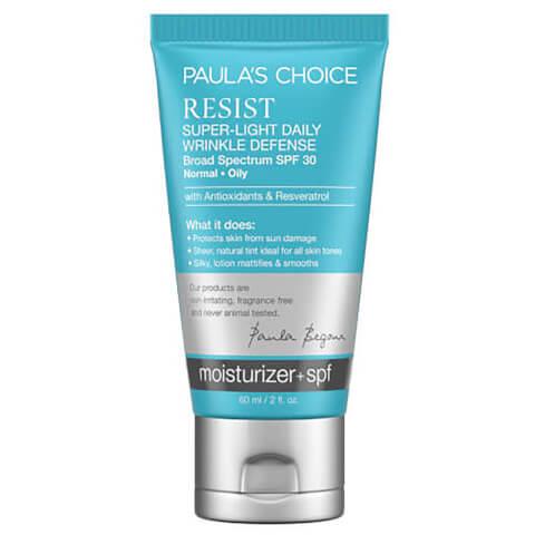 Paula's Choice Resist Super-Light Daily Wrinkle Defense SPF30 (60ml)