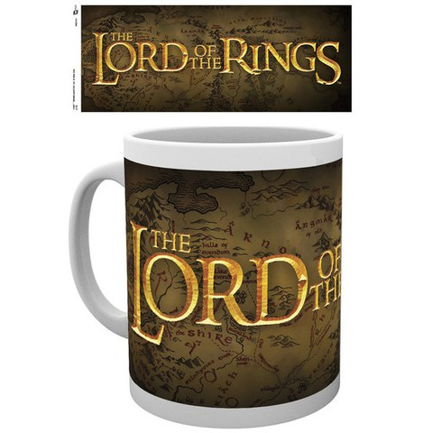 Lord of the Rings Logo - Mug