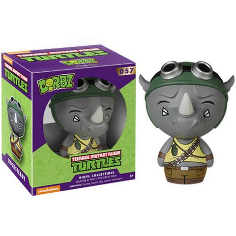 Teenage Mutant Ninja Turtles Vinyl Sugar Dorbz Vinyl Figur Rocksteady