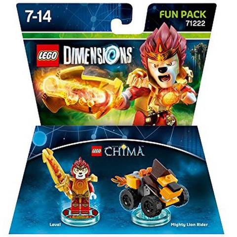 LEGO Dimensions, Chima, Laval Fun Pack