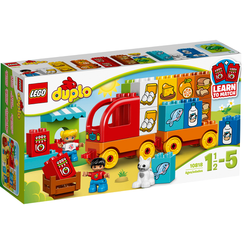 LEGO DUPLO: My First Truck (10818)