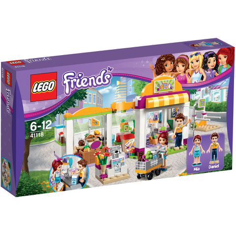LEGO Friends: Heartlake Supermarkt (41118)