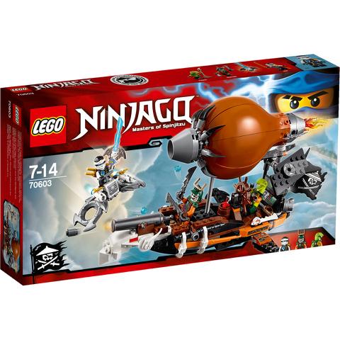LEGO Ninjago: Aanvalszeppelin (70603)