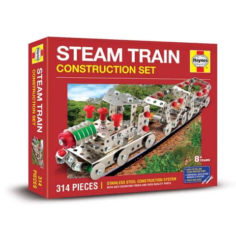 Haynes Steam Train Construction Set