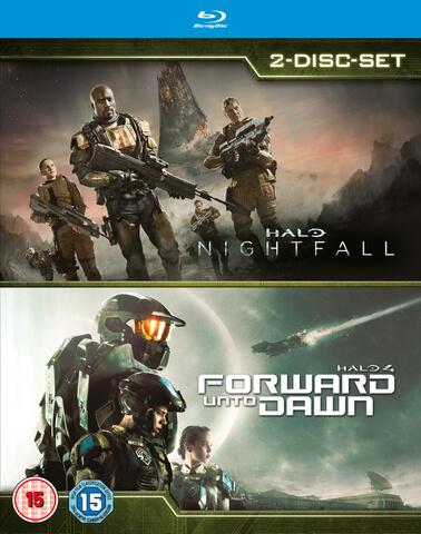 Halo 4: Forward Unto Dawn/Halo: Nightfall Double Pack
