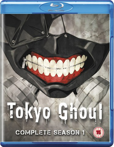 Tokyo Ghoul - Season 1 - Collection Standard Edition