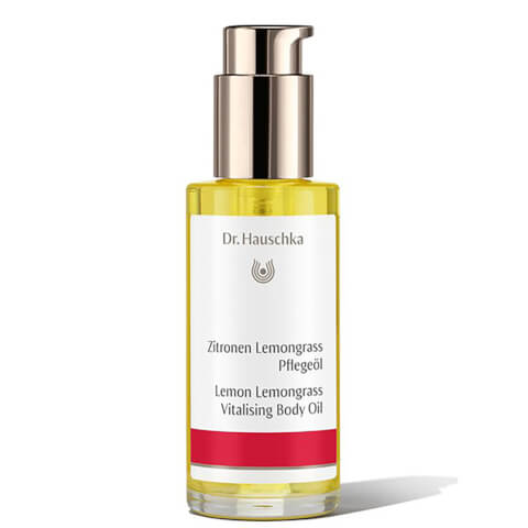 Dr. Hauschka Lemon Lemongrass Vitalising Body Oil (75ml)
