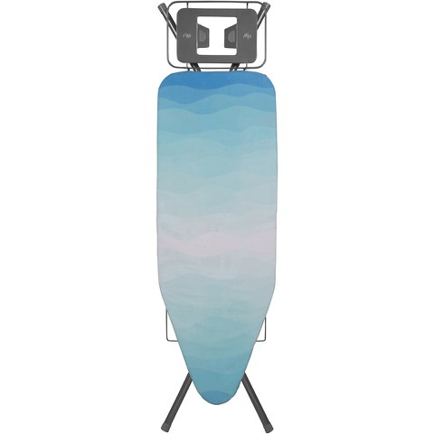 Swan SWIB1020N Adjustable Ironing Board - Blue
