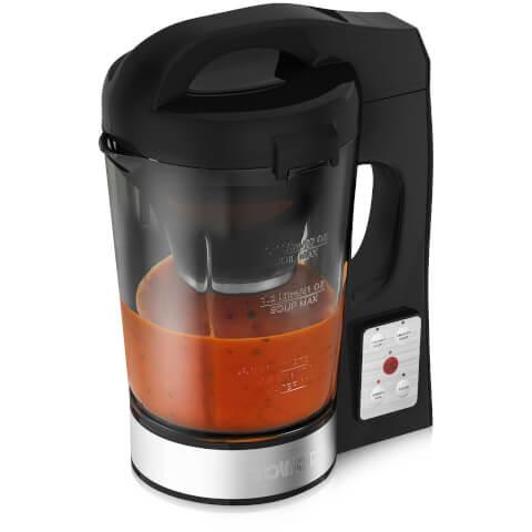 Tower T12019 1.7L Glass Soup Maker - Multi