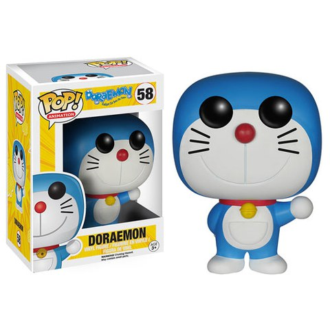 Doraemon Pop! Vinyl Figure