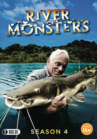 River Monsters - Series 4