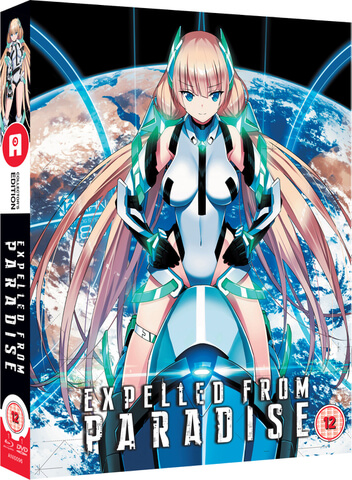Expelled from Paradise - Collector's Edition (Includes DVD)