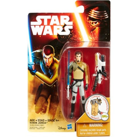 Star Wars The Force Awakens Kana Jarrus 4 Inch Action Figure