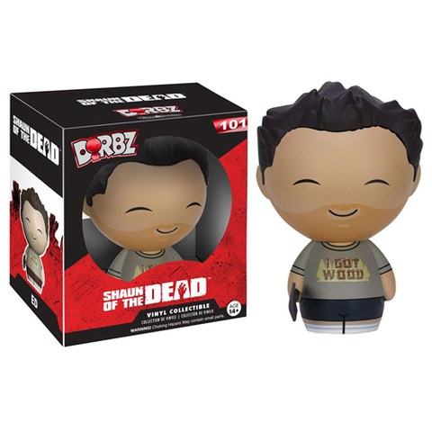 Figurine Dorbz Ed Shaun Of The Dead