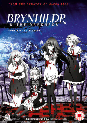 Brynhildr In The Darkness Complete Collection - Episodes 1-14