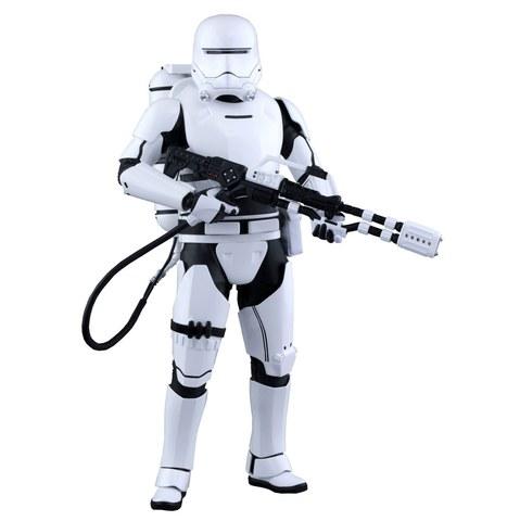 Star Wars Episode VII Figura Movie Masterpiece 1/6 First Order Flametrooper