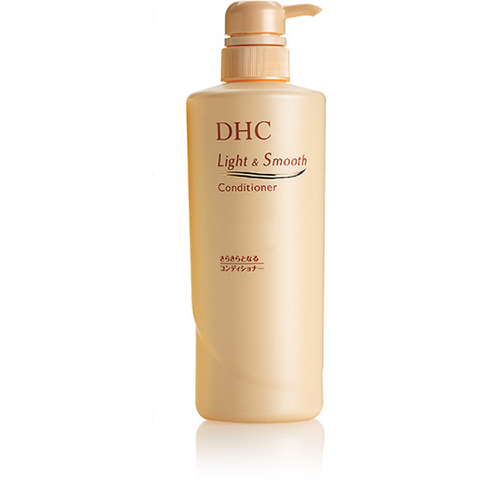 DHC Light and Smooth Conditioner (550ml)