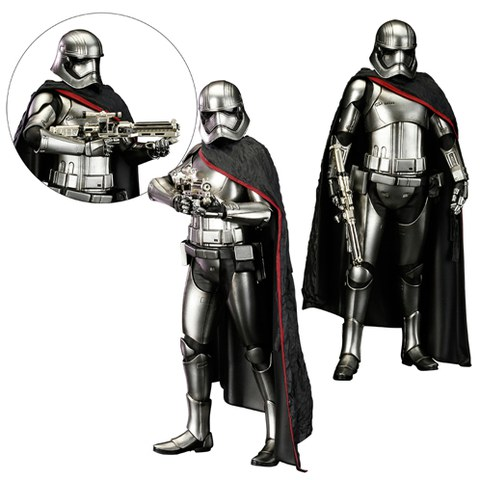 Figurine Captain Phasma -Star Wars VII - Kotobukiya & ARTFX