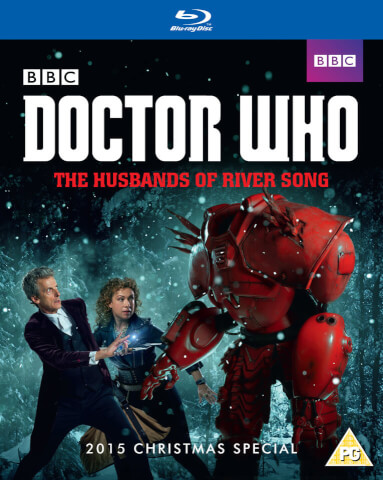 Doctor Who 2015 Christmas Special - The Husbands of River Song
